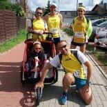 Półmaraton Jagiełły – rodzinnie