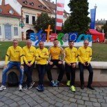 Krótka i szybka relacja z półmaratonu w Esztergom.
